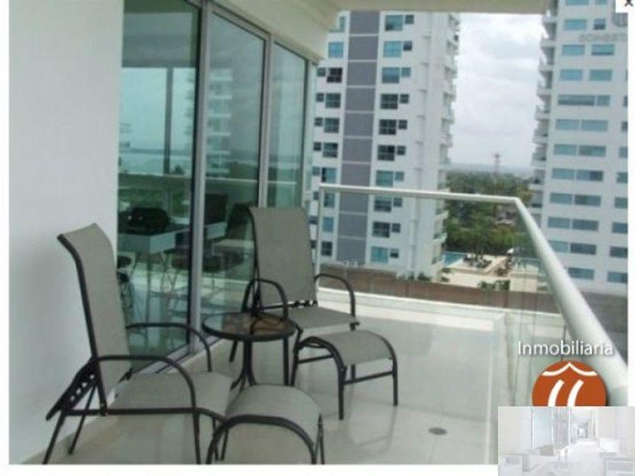 apartamento amoblado en morros vitri piso 6