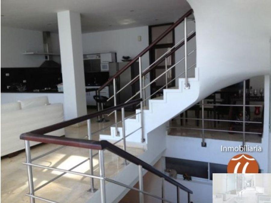 casa 4 niveles avenida del malecon frente al mar