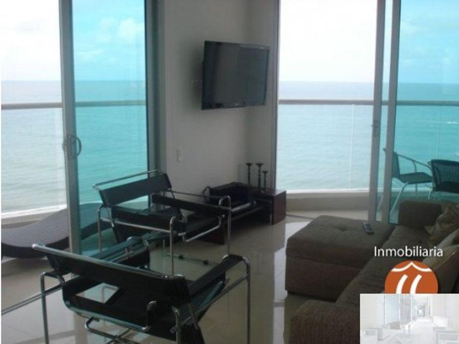 apartamento 1501 con vista al mar palmetto