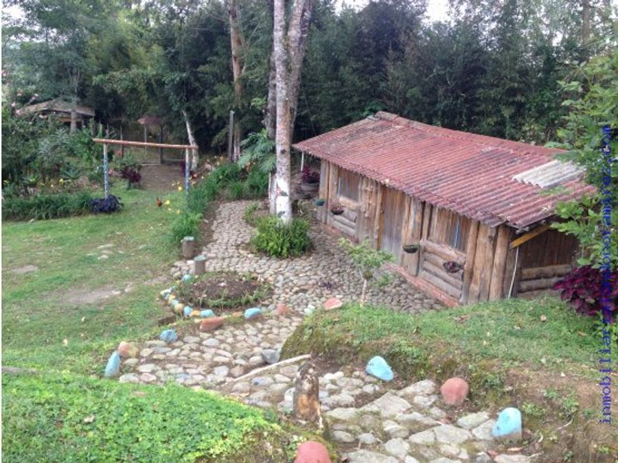 casa campestre cerca a filandia