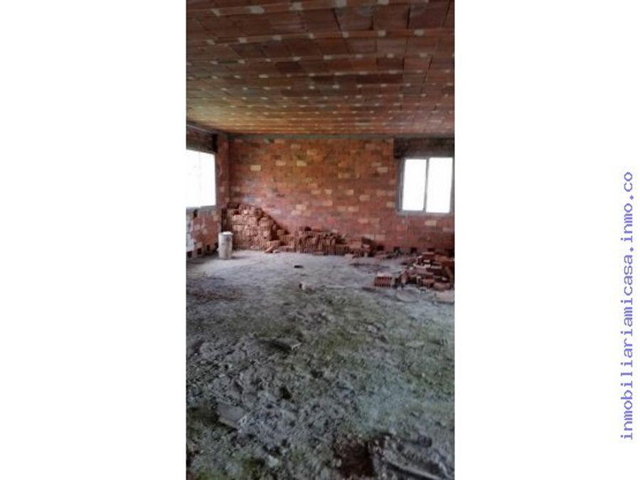 casa venta en construccion