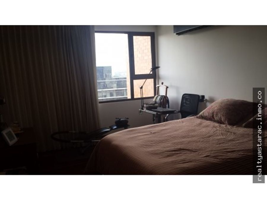 apartamento amueblado en zona 10