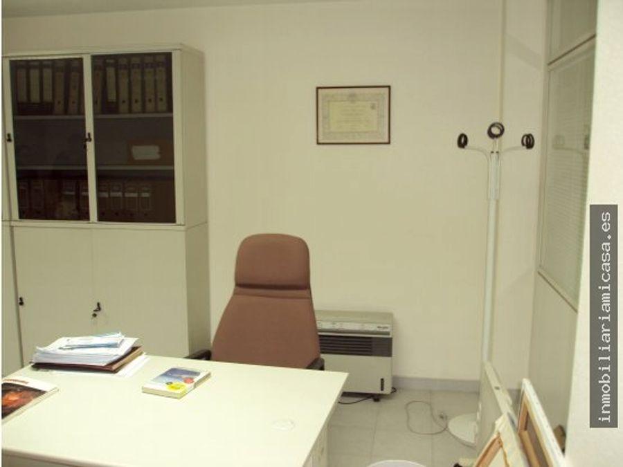 oficina centrica en venta o alquiler
