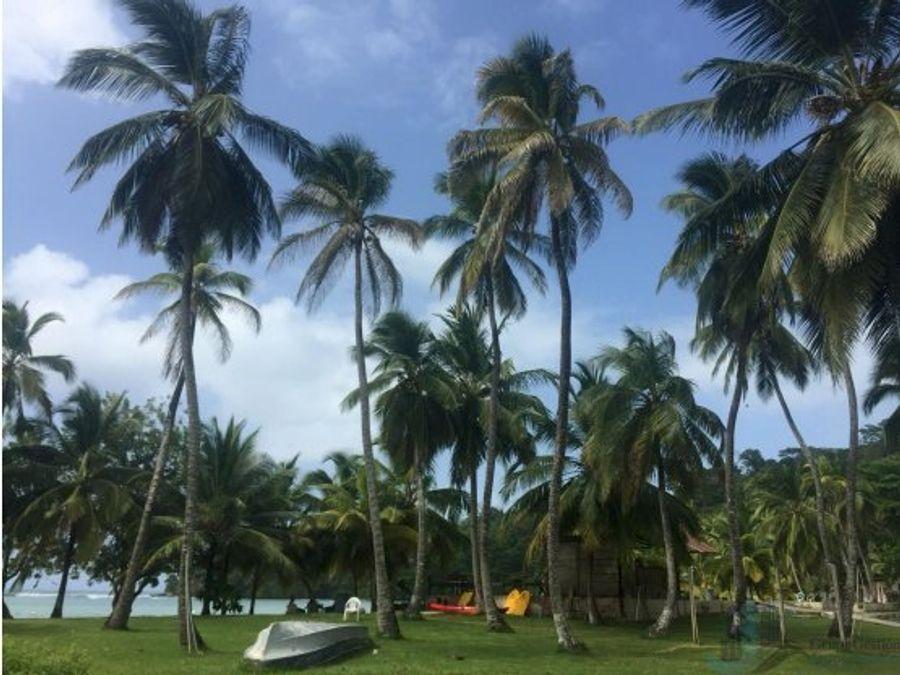 alquilo casa playa isla grande colon