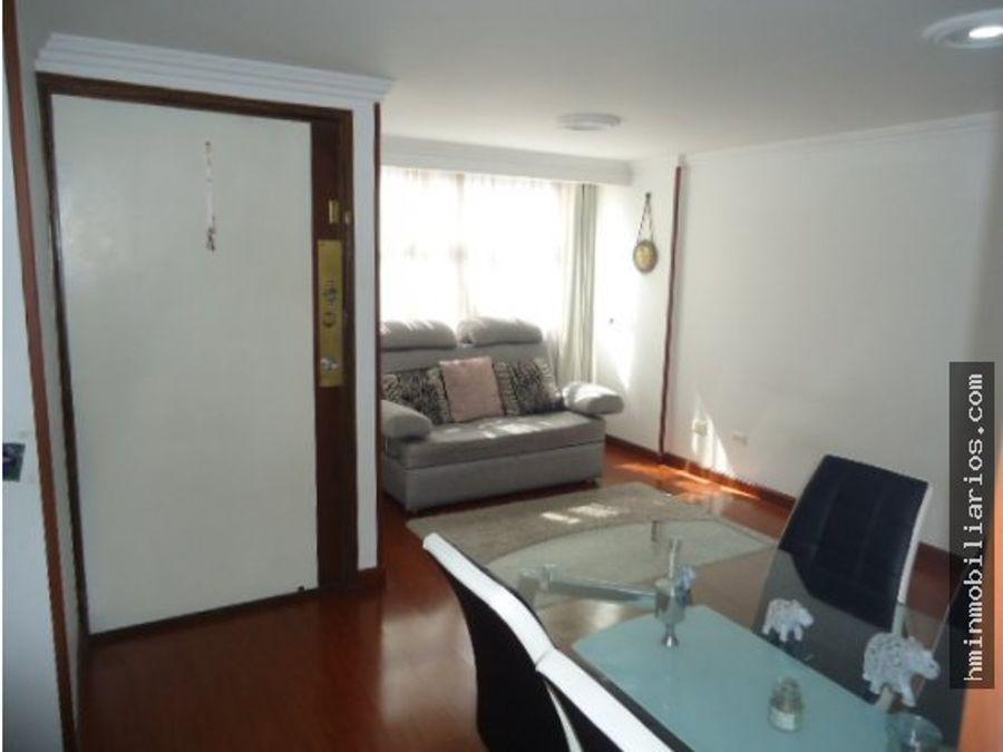 venta apartamento interior 2 habitaciones los cedros