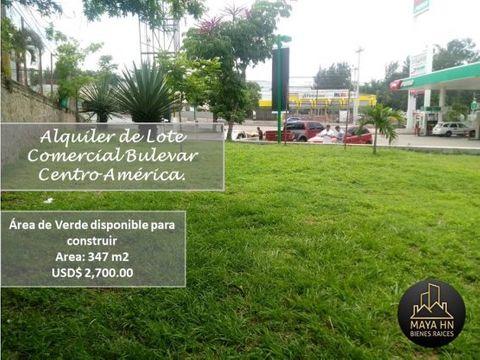 alquiler de locales comerciales tegucigalpa fm