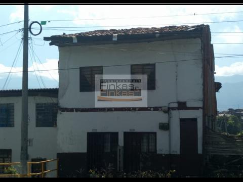 se vende casa lote zona centro armenia