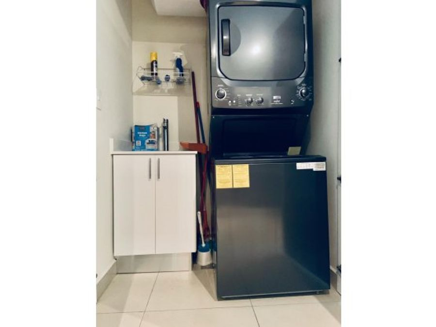 alquiler de apartamento amueblado santa ana