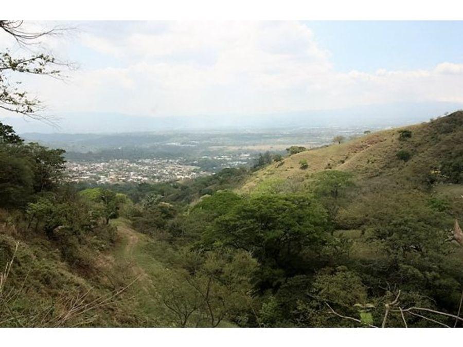 lote 27000m2 ciudad colon con vistas