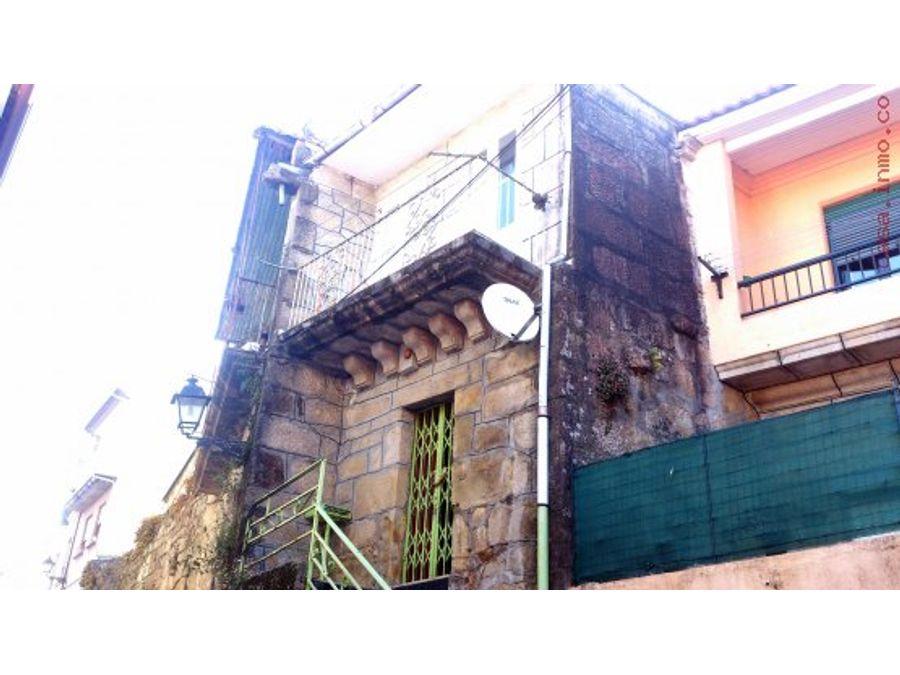 casas en venta adosada redondela centro