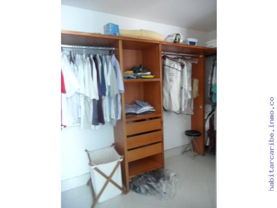 apartamento en venta y arriendo en bocagrande