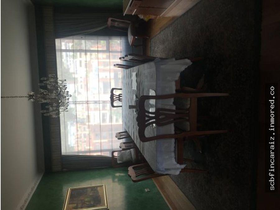 apartamento rosales conjunto cerrado