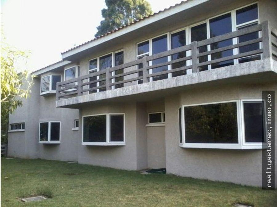 casa en condominio villas del campo