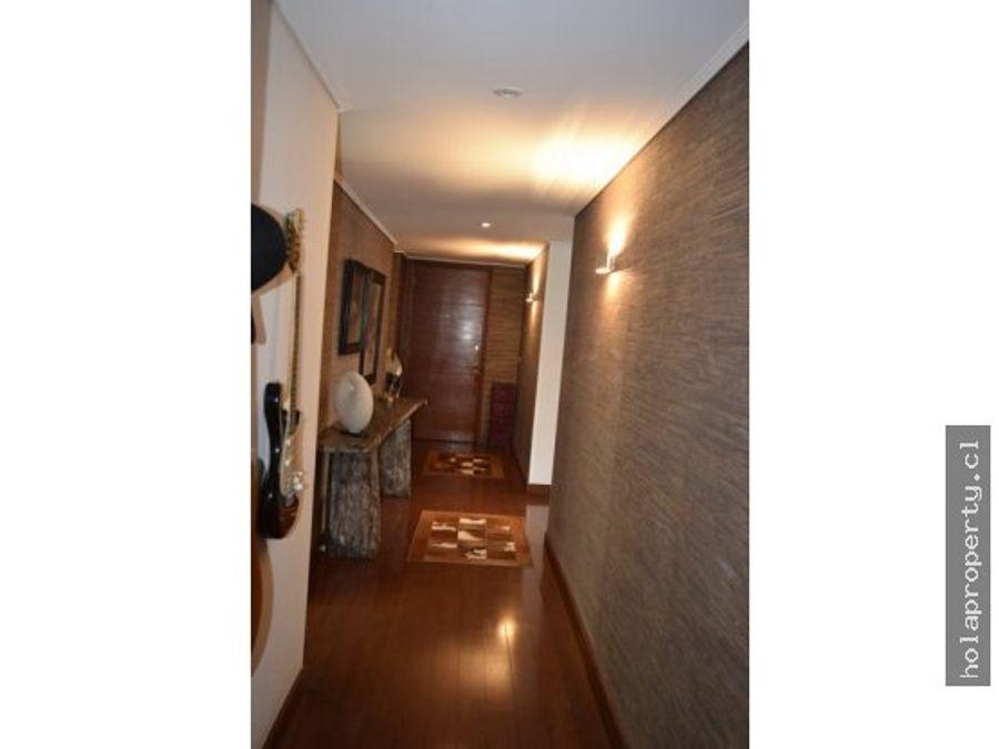 apartamento en vitacura