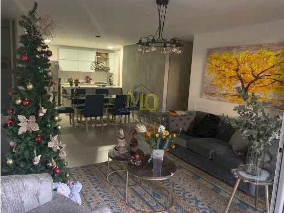 venta apartamento en el poblado castropol moderno