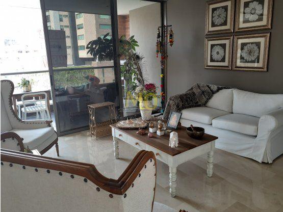 venta apartamento en medellin poblado lalinde