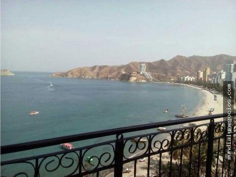 apartamento frente al mar con permiso turismo 001