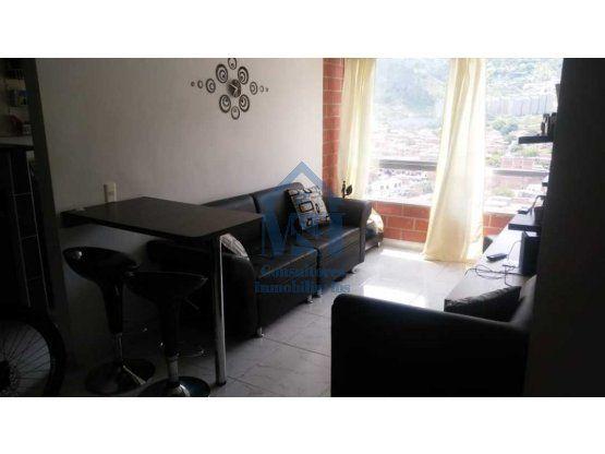 apartamento 48m2 en conjunto buenos aires bello
