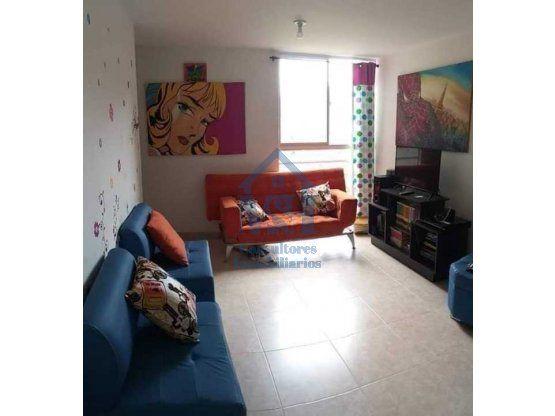 apartamento 57m2 en conjunto cerrado goreti bello