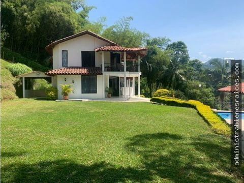 casa campestre la trinidad manizales