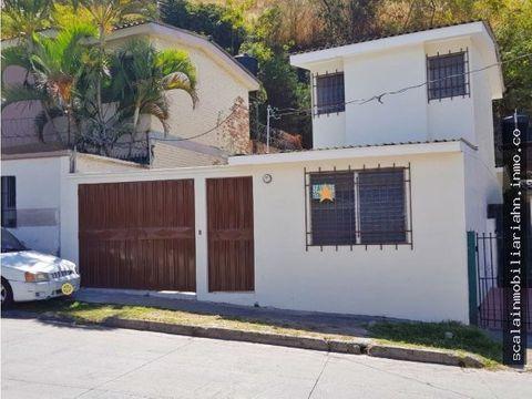 casa en venta en col tiloarque tegucigalpa