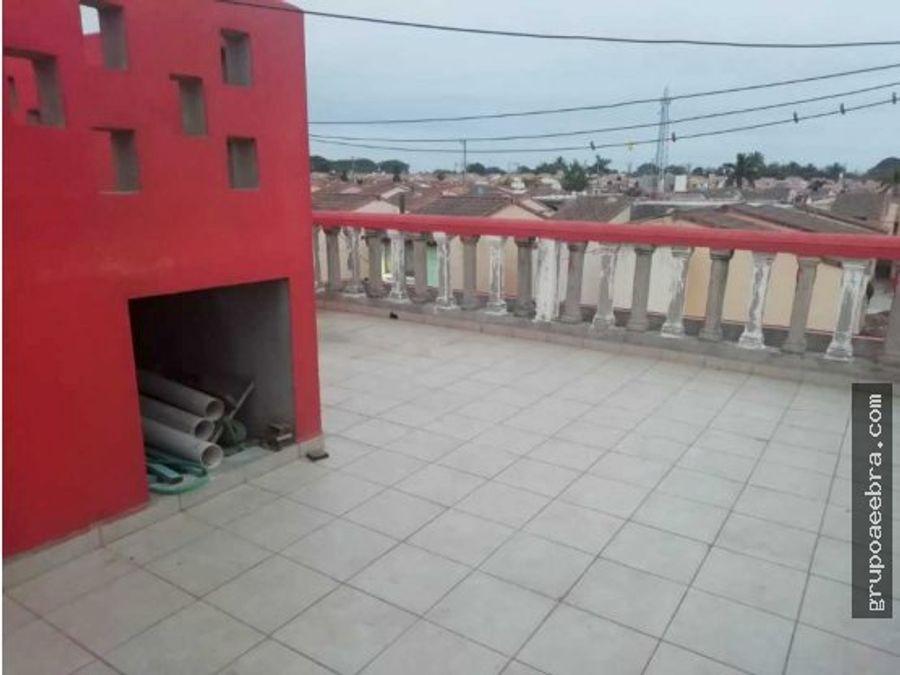 casa habitacion con amplio terreno