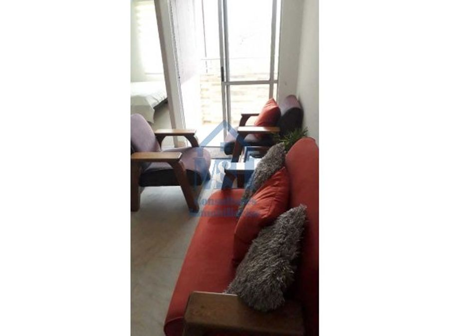 lindo apartamento 48m2 cerca al peaje de niquia