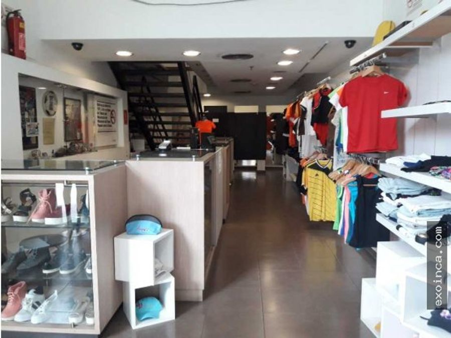 se vende local en cc metropolis