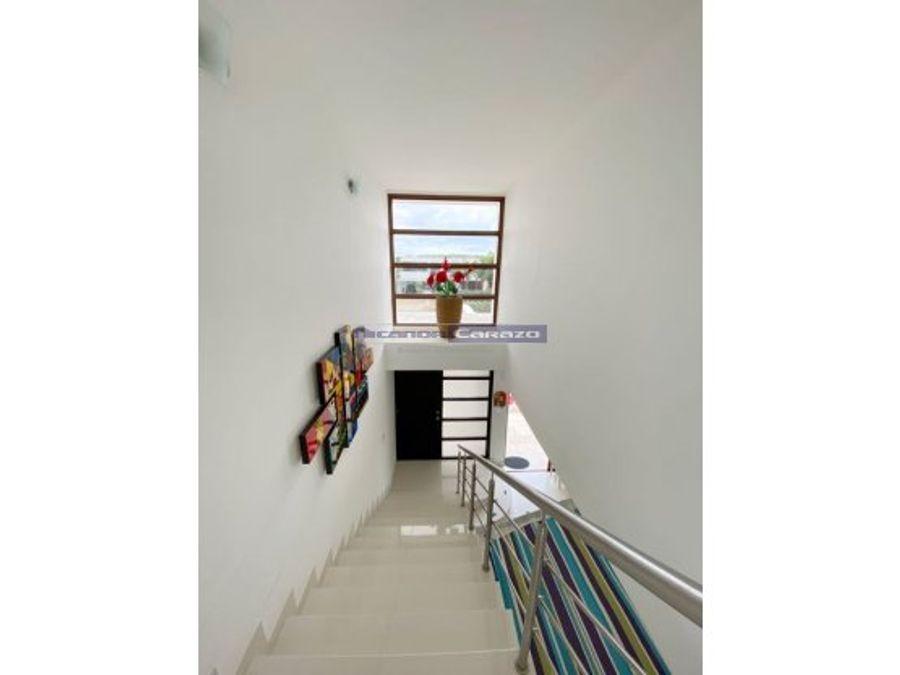 vendemos casa de 2 niveles en barcelona de indias cartagena de indias