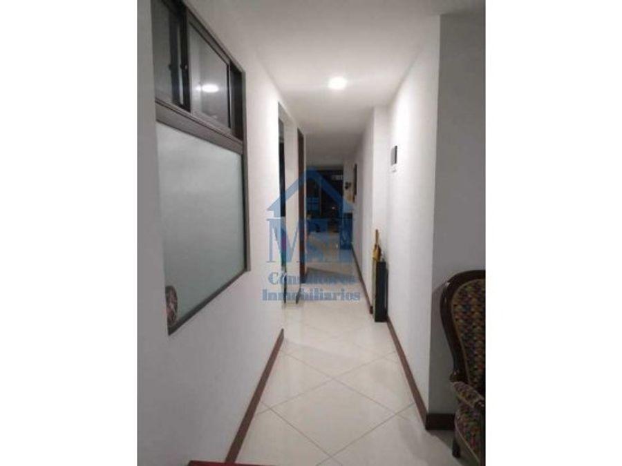 vendo apartamento 115m2 piso 4 el dorado envigado