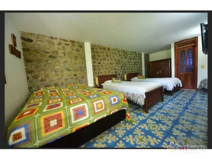 venta finca hotel turistica sector tebaida