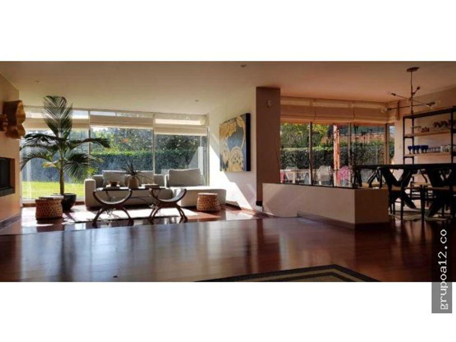 venta casa en san jose de bavaria 5 alcobas 5 garajes