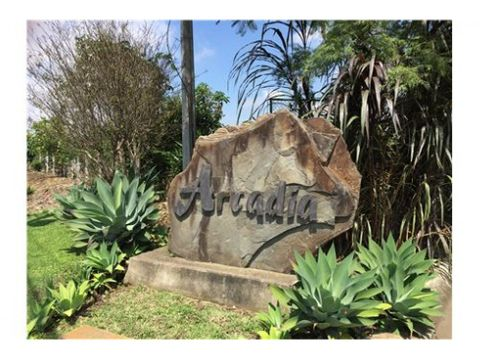 exclusive lot in premier gated community heredia