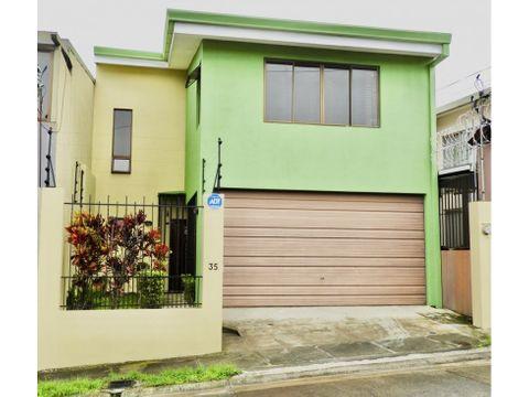 en venta casa en heredia