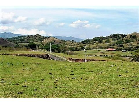guacima lot 41 residential panoramic views and beautiful sunsets
