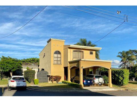 heredia house for sale in condominium san francisco costa rica