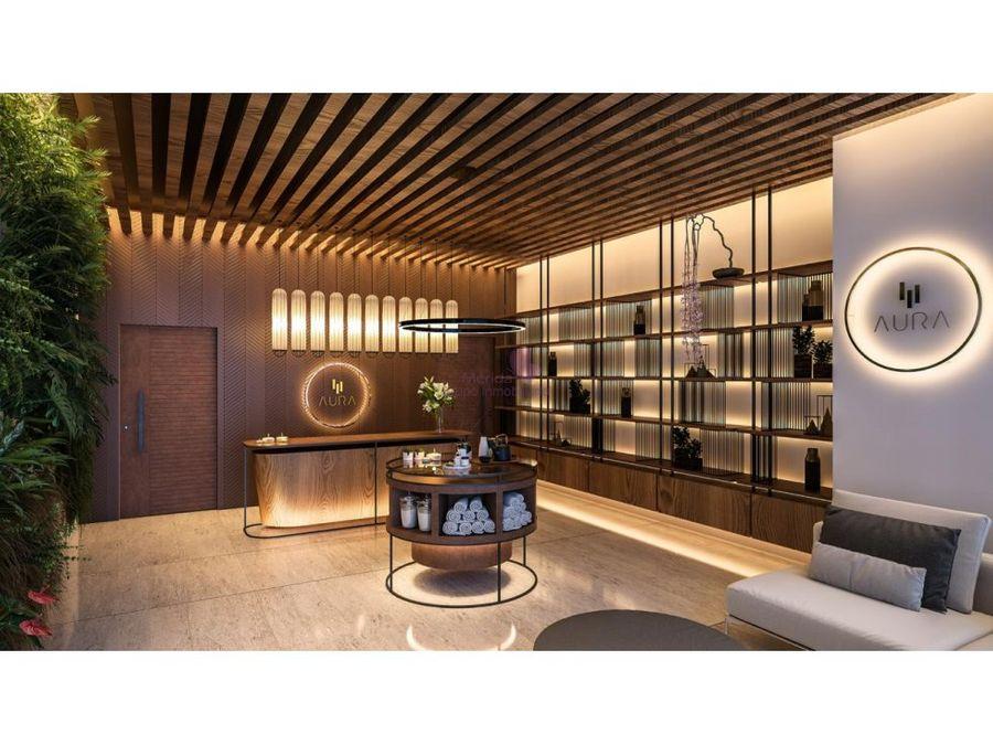 departamentos de lujo en venta en aura montebello