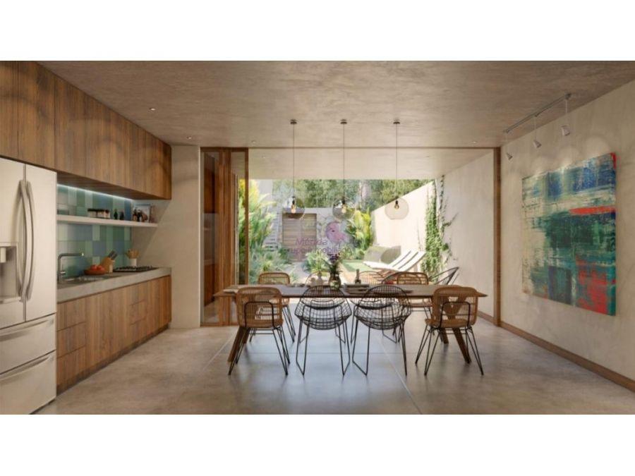 casa nueva en venta en garcia gineres merida parva