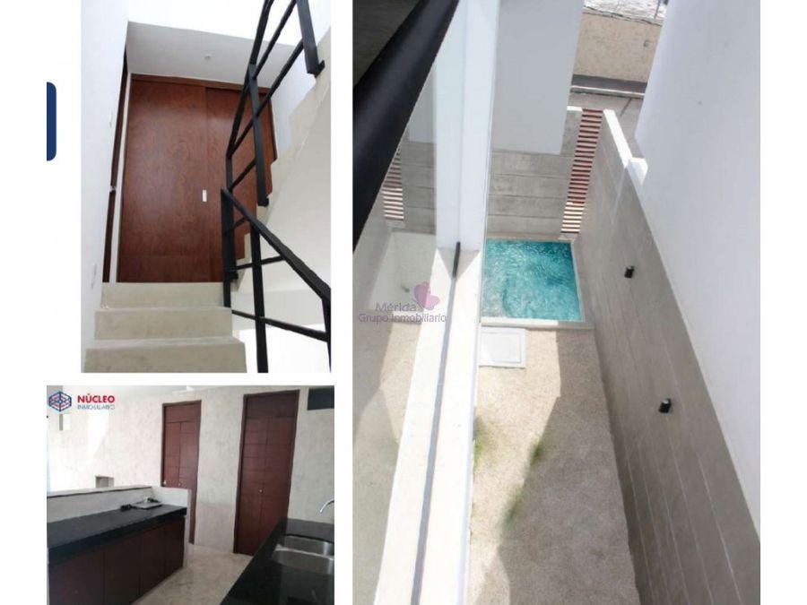 town houses de 3 habitaciones en renta benito juarez norte bj40