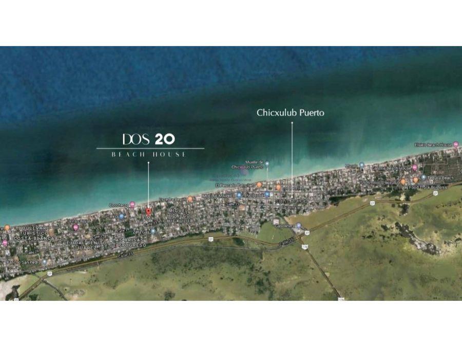 casas en pre venta en chicxulub puerto