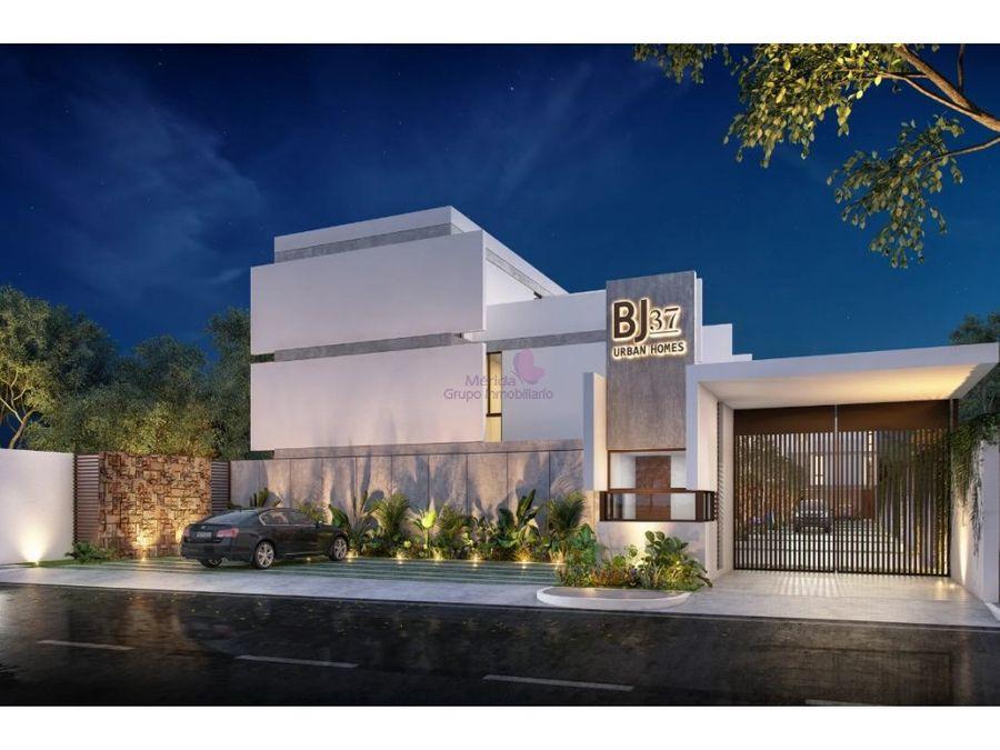 town houses en venta en benito juarez norte merida