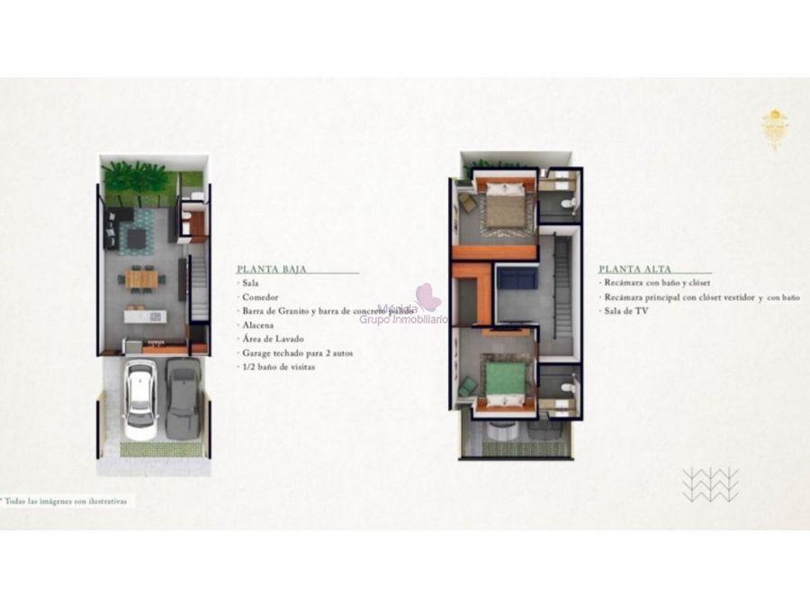 casa en renta en residencial madero 54 merida