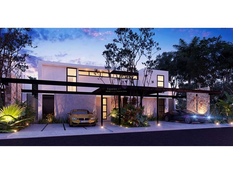 casa en venta en merida en chuburna hidalgo