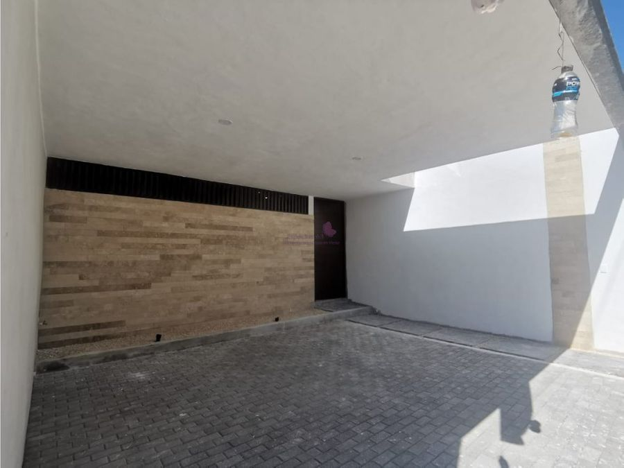 town house en venta temozon norte city house
