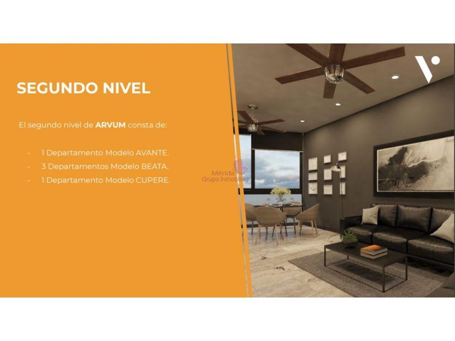 departamentos en venta en benito juarez norte arvum