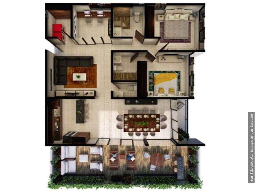penthouse en norden 48