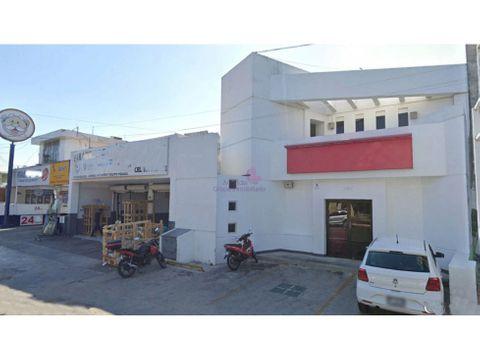 edificio comercial en renta sobre av itzaes en merida