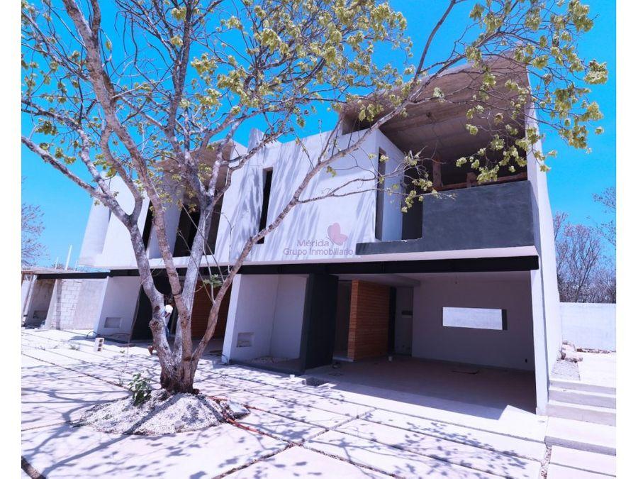 town houses en venta en cholul