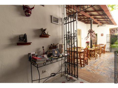 hotel en venta en el centro de merida yucatan