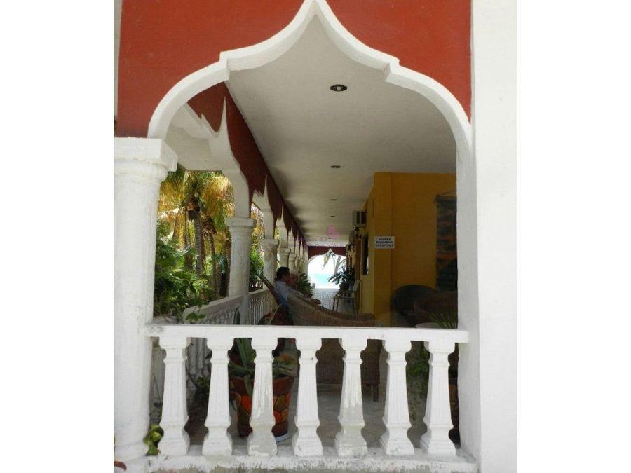 hotel en venta en celestun yucatan